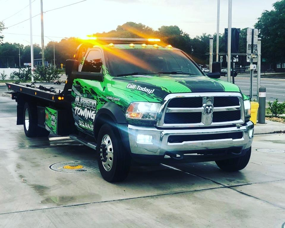 tampa towing service